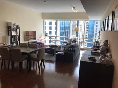 1 Bedroom Apartment for Rent in Dubai Marina, Dubai - Upgraded 1 BHK + Balcony |Closed to Metro
