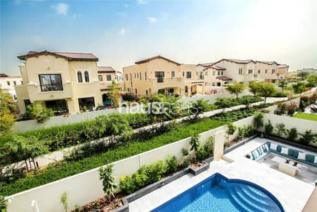 5 Bedroom Villa for Sale in Arabian Ranches 2, Dubai - Exclusive || Extensions/Upgrades || Pool