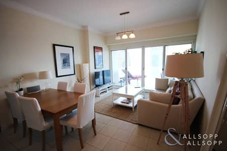 2 Bedroom Apartment for Sale in Jumeirah Lake Towers (JLT), Dubai - New Kitchen | High Floor | Large Terrace