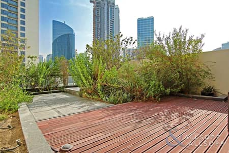1 Bedroom Flat for Rent in Downtown Dubai, Dubai - One Bedroom | Furnished | Large Terrace