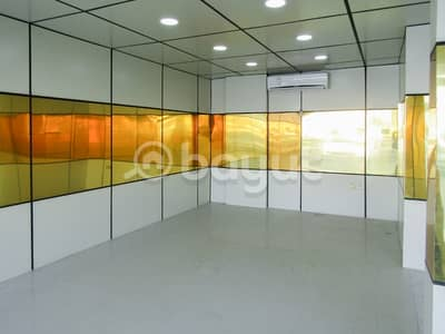 Shop for Rent in Al Mowaihat, Ajman - SHOP  FOR RENT /DIRECT FROM THE OWNER/ NO COMMISSION