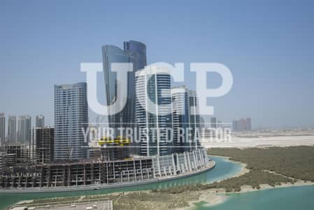 Studio for Sale in Al Reem Island, Abu Dhabi - Affordable Studio apt with Parking Space