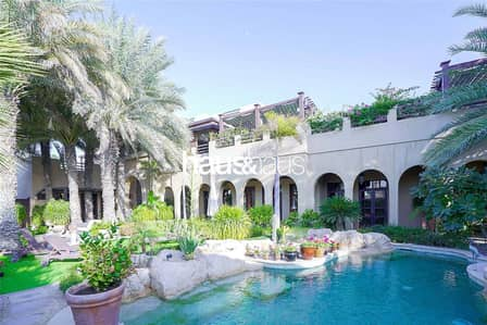 5 Bedroom Villa for Sale in Jumeirah, Dubai - Luxury residence in the heart of Al Safa