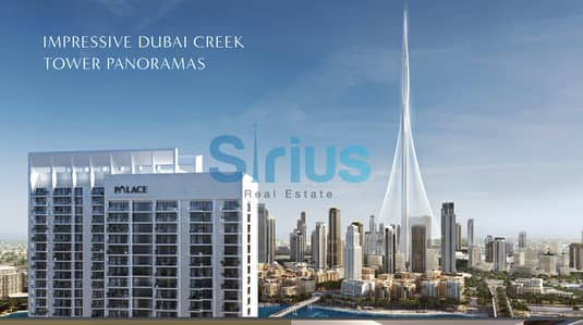 2 Bedroom Hotel Apartment for Sale in The Lagoons, Dubai - BRANDED | Palace Residence | The NEW Address in the NEW Downtown