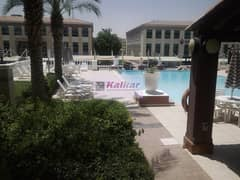 Hurry Up !!Lowest Price Ever !!! Studio for Sale in Lake Apartment, Greens Community -AED. 390,000