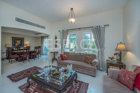 3 Bedroom Villa for Sale in The Lakes, Dubai - Excellent Condition Type BM | Park and Pool View