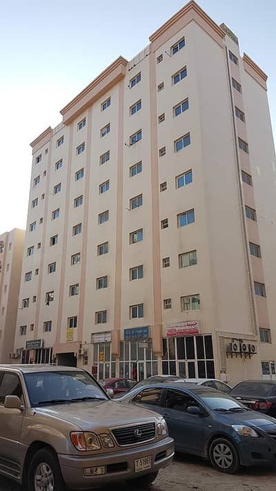 Studio for Rent in Al Nabba, Sharjah - Studio Apartments with Central A/C near Dubai Islamic Bank Al Nabba - Sharjah