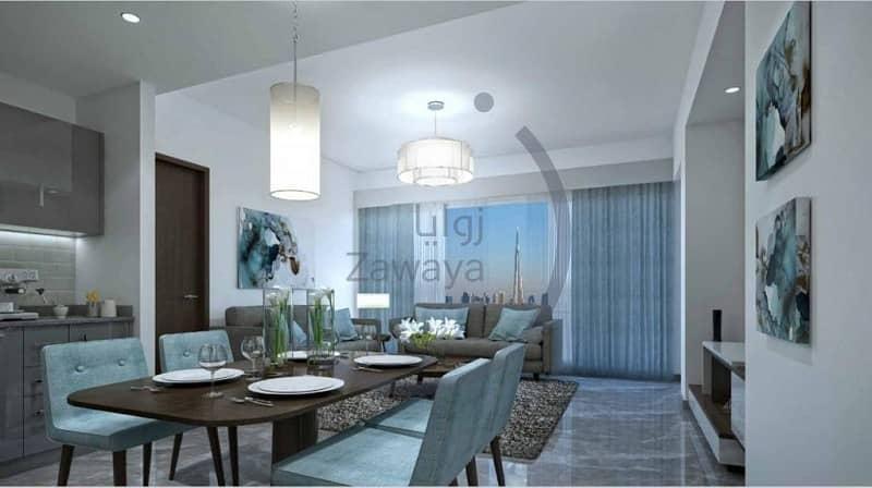 8 Luxury Apartments in Meydan Ready Oct 19