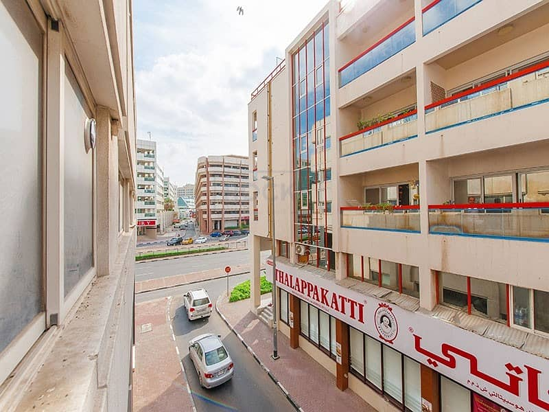 18 600 Sq.ft  Office Space | Central Split A/C | Al Karama