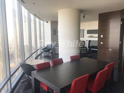 2 Bedroom Flat for Rent in Downtown Dubai, Dubai - Luxury Furnished 2 BR+Maid-Fountain View