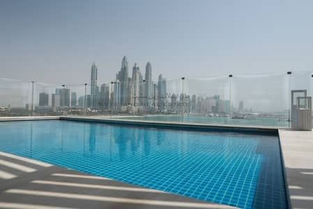 4 Bed Penthouse| High  floor| Amazing skyline view|