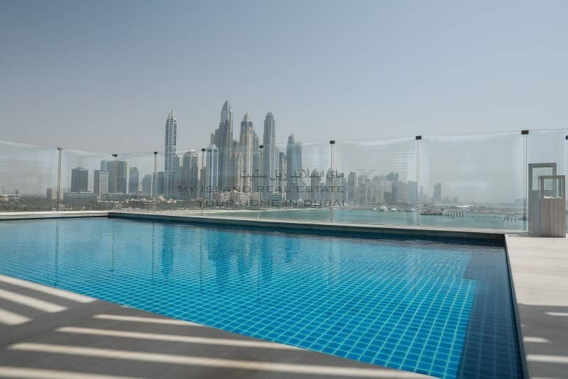 1 4 Bed Penthouse| High  floor| Amazing skyline view|