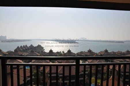 شقة 2 غرفة نوم للبيع في نخلة جميرا، دبي - Best Priced Central 2 bed with Lagoon view