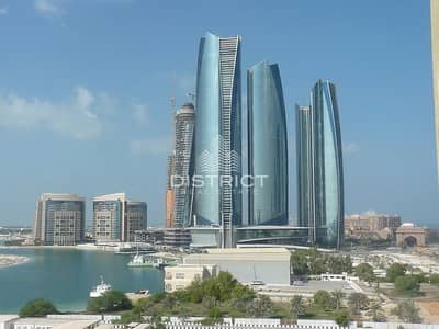 2 Cheques - Vacant 2BR Apartment in Etihad Towers