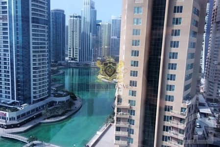 Office for Rent in Jumeirah Lake Towers (JLT), Dubai - Fitted offices for rent in Arch Tower
