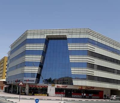 Office for Rent in Al Qusais, Dubai - Open Plan Office Space Available For Rent on Damascus Street - Al Ghusais
