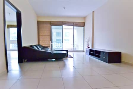 1 Bedroom Flat for Rent in Dubai Marina, Dubai - Large 1BR | Fully Furnished | Available|