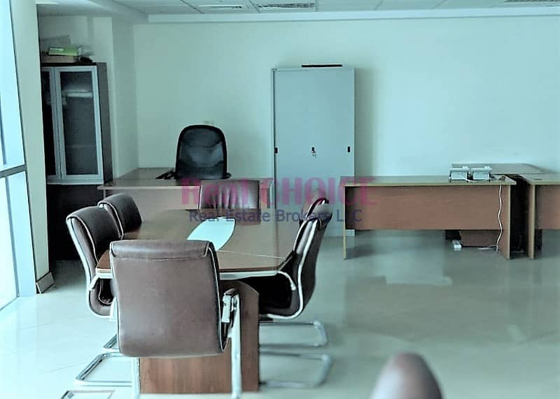 2 Partly Furnished|Fitted Office|High Floor