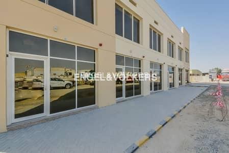 Shop for Rent in Jebel Ali, Dubai - Retail Shop in Jebel Ali   Many Options