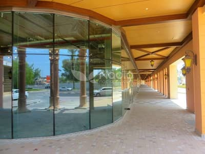 Shop for Rent in Al Wasl, Dubai - Shell & Core Showroom/ Retail Shop | Al Wasl Road for Rent