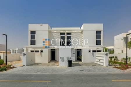 3 Bedroom Townhouse for Rent in Mudon, Dubai - Park View | Semi Detached Villa | Type A