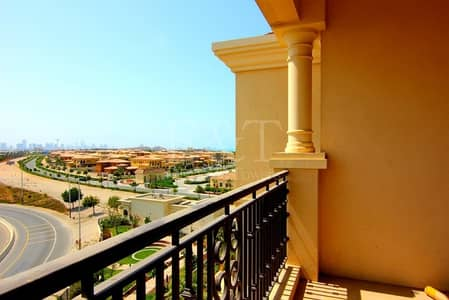 3 Bedroom Apartment for Sale in Saadiyat Island, Abu Dhabi - Saadiyat Beach Residence 3bed+Md+Balcony