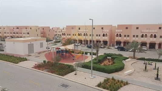 3 Bedroom Villa for Rent in Hydra Village, Abu Dhabi - Single row | Corner 3 Br villa in zone 4