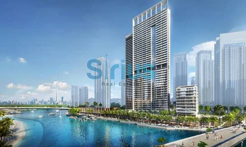 2 Bedroom Hotel Apartment for Sale in Downtown Dubai, Dubai - BRANDED 2Beds Apartment|Full Creek View |  New Downtown | New Address