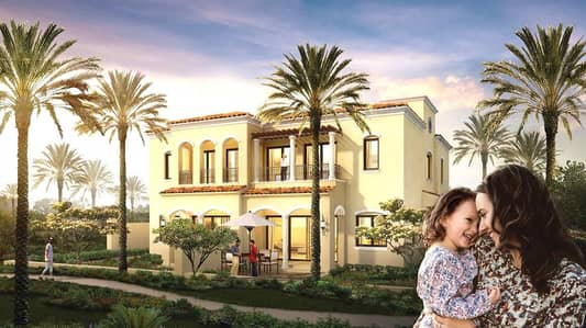 3 Bedroom Villa for Sale in Serena, Dubai - Sale NOW! 3 YEARS FREE SERVICE 4 % DLD WAIVER  /  ???? ????? ?????? ????? ??????? ???