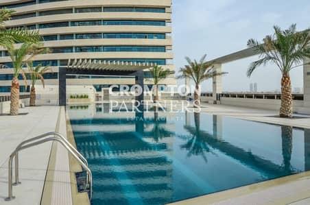 3 Bedroom Flat for Sale in Al Reem Island, Abu Dhabi - Uninterrupted Marina Views