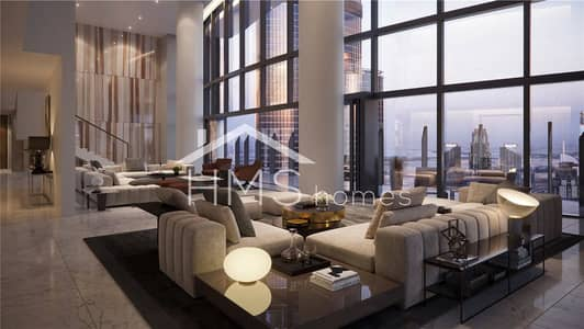6 Bedroom Apartment for Sale in Downtown Dubai, Dubai - Arguably the Best View In Downtown Dubai