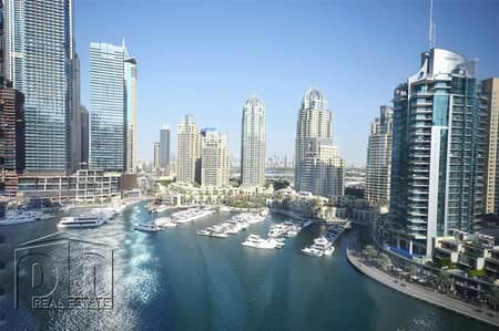 2 Bedroom Flat for Rent in Dubai Marina, Dubai - High Floor / Stunning Finishing / View Now