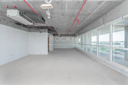 Office for Rent in Jumeirah Lake Towers (JLT), Dubai - CLUSTER V Fitted Office  in Jumeirah Business Center 2 JLT