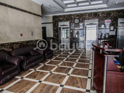 1 Bedroom Apartment for Rent in Al Nahda, Sharjah - 1 bhk in 33k with gym pool free  2 bathrooms close to nahda park