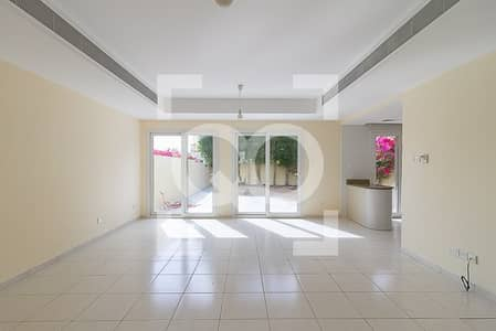3 Bedroom Villa for Rent in The Springs, Dubai - Springs 12 | 3 Bedroom+Study | Type 3m Ready To Move in