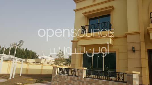 5 Bedroom Villa for Rent in Al Barsha, Dubai - Spacious Independent villa with Maidsroom and Garden