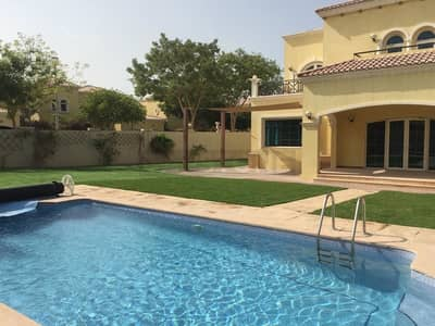 4 Bedroom Villa for Sale in Jumeirah Park, Dubai - District 3 | Swimming Pool | Landscaped