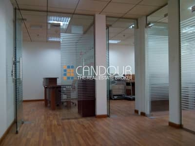 Office for Sale in Jumeirah Lake Towers (JLT), Dubai - Fully Furnished | High Floor | 6 Parking