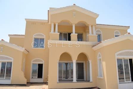 فیلا 6 غرف نوم للبيع في المرابع العربية، دبي - Polo Homes Type K-6 bed+m- Shell & Core.