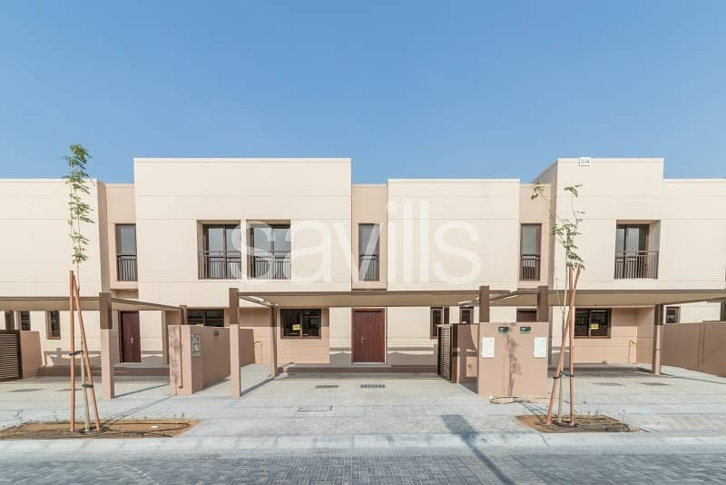 3 bed townhouse +maid's room in Al Narjis