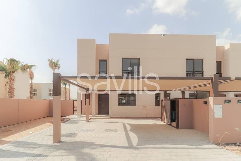2 Brand new 4 bed corner unit in Al Narjis