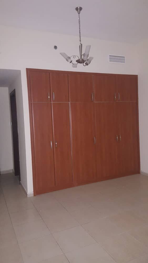 Spacious 2BR hall A/C free with All Amenities Close to Mamzar Beach For Info Call Mohammad