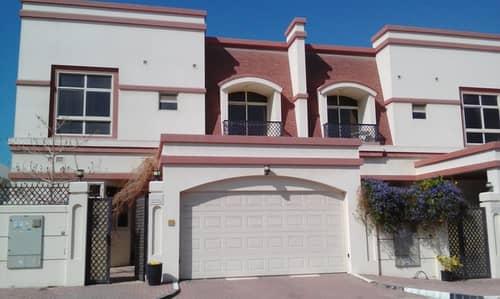 5 Bedroom Villa for Rent in Deira, Dubai - Villa compound for rent