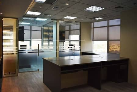 A Perfect Office in Mazaya Business Avenue AA1 | JLT