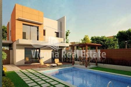 3 Bedroom Villa for Sale in Al Reef, Abu Dhabi - Villa for sale Al Reef 2 in 1400000 AED