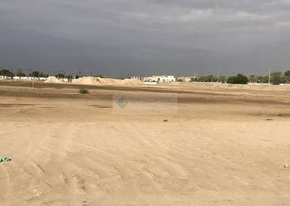 Plot for Sale in Al Nuaimiya, Ajman - 7750 sq ft land back of Al Manama nauymia area for sale