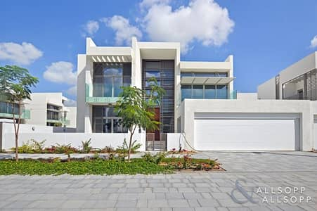 5 Bedroom Villa for Rent in Mohammad Bin Rashid City, Dubai - Lowest on Market | Vacant | Contemporary