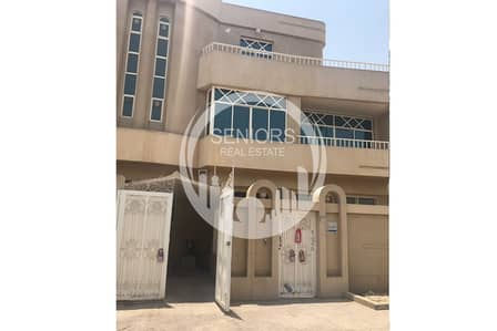 6 Bedroom Villa for Rent in Al Muroor, Abu Dhabi - 6BR Villa  Maids room located in Muroor