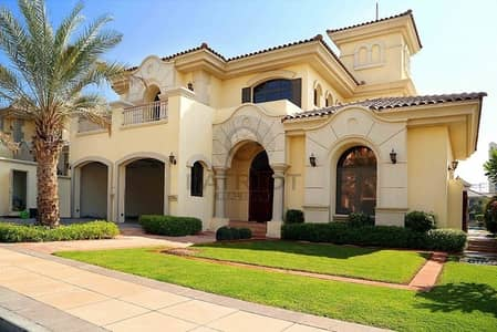 4 Bedroom Villa for Rent in Dubai Marina, Dubai - FULL BURJ AL ARAB & SEA VIEW/4 BEDROOM+MAID/UNFURNISHED