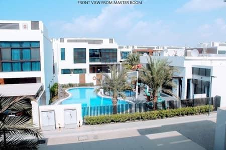 4 Bedroom Villa for Rent in Umm Al Sheif, Dubai - Super Lux.Pool View 04Villa||Um al Shief